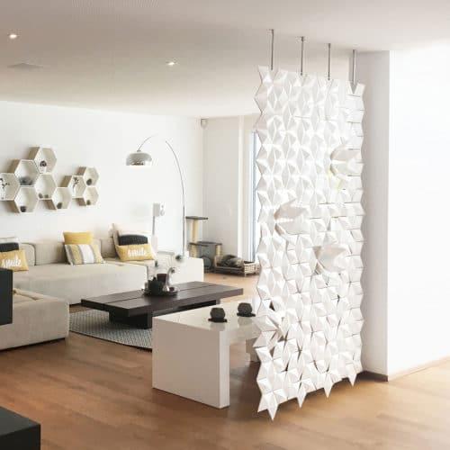 Tv wall design which is super stylish & unique
